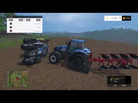 Farming similar 2015 working with friends