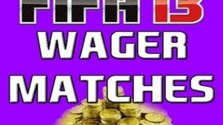 Fifa 13 Ultimate Team - Wager Match | 20,000 Coins| Double Or Quit