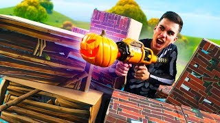 NERF Fortnite Build Your Base Challenge!