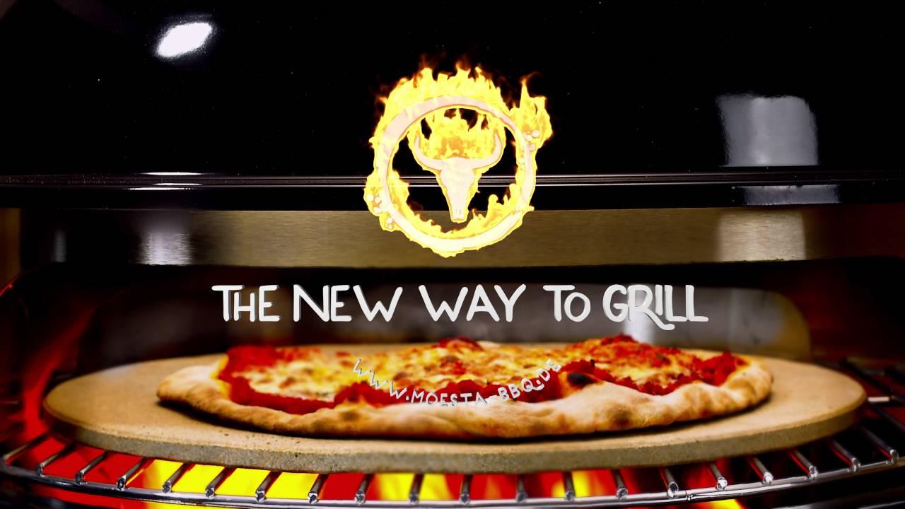 Pizza vom grill temperatur