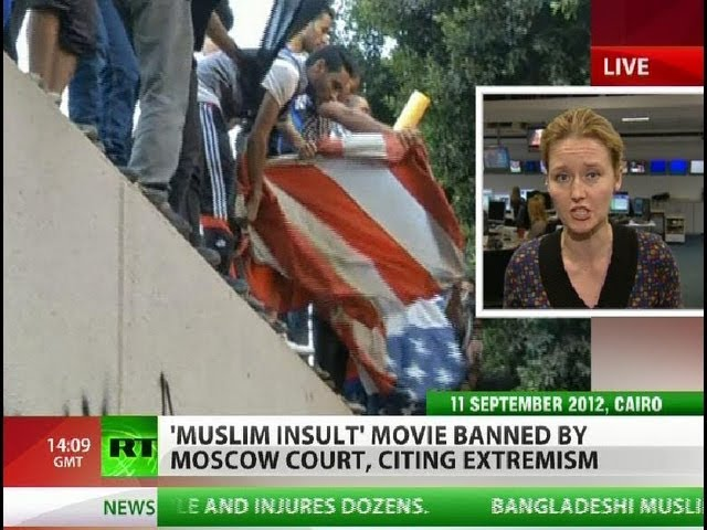 'Innocence of Muslims' banned in Russia as extremist
