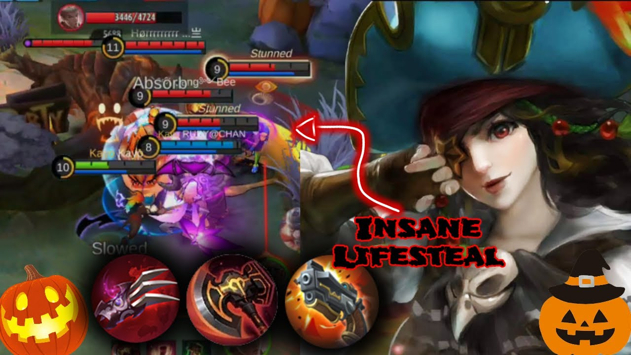 Download There's No Tough Opponents with this Build | Kayo Best Build | Mobile Legends 2021