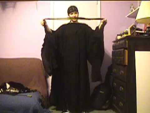 How To: Nazgûl pr... Nazgul Costume