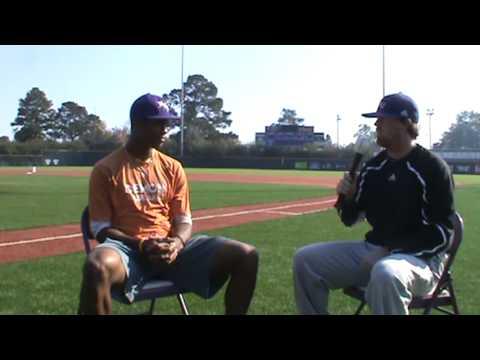 Nick Heath NSU Baseball Interview