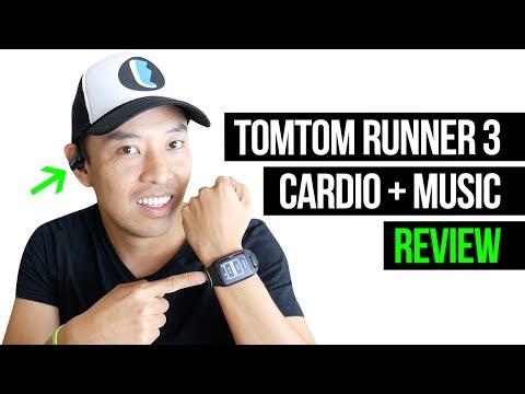 TOMTOM RUNNER 3 CARDIO, RELÓGIO COM GPS ( REVIEW )