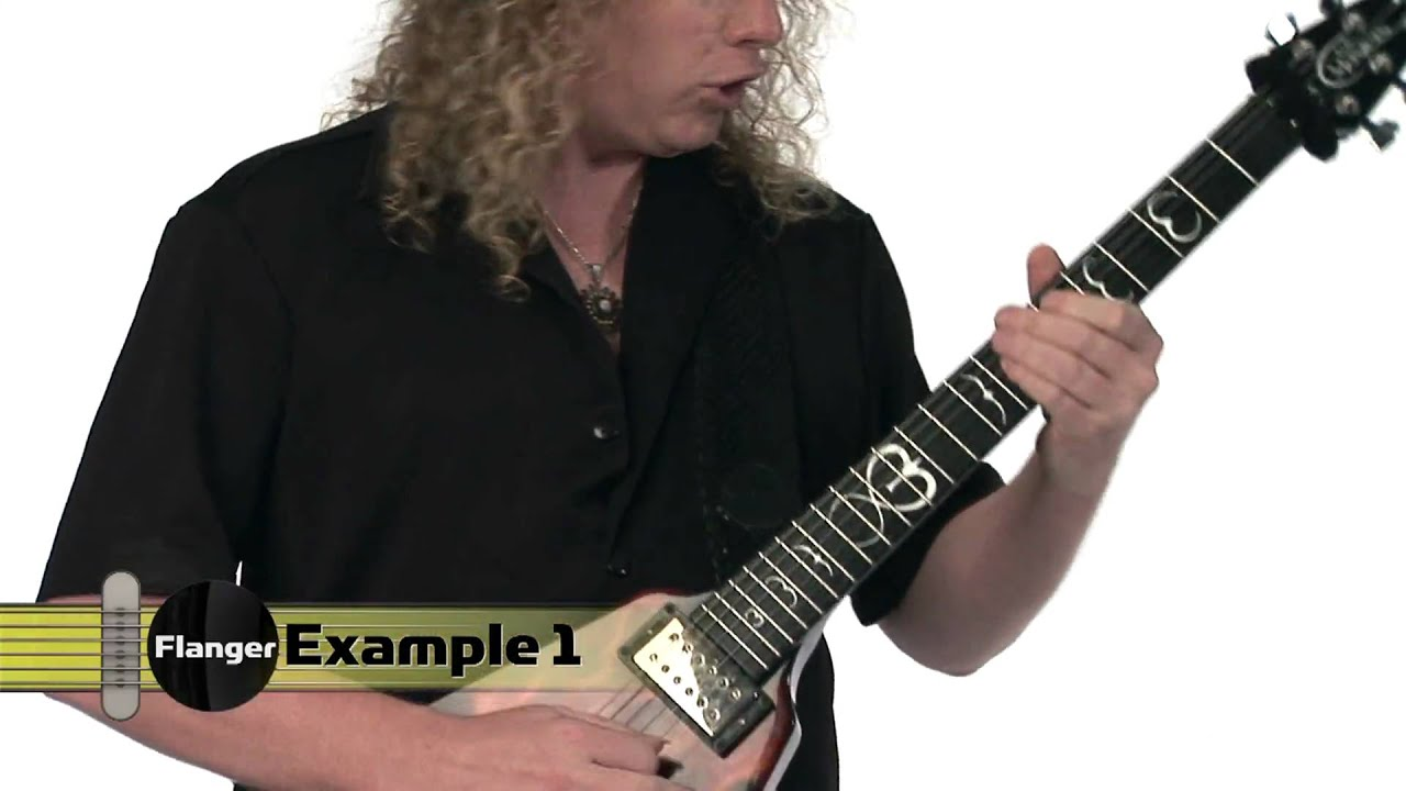 effects 101 flanger youtube