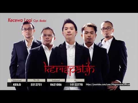 Kerispatih - Kecewa Lagi (Official Audio Video)