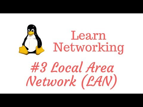 What is a Local Area Network (LAN)? (3/14)