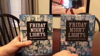 Friday night lights DVD unboxing