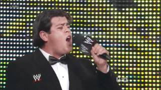 Alberto Del Rio Returns To Raw - WWE Raw 4/2/12