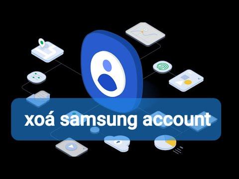 mẹo xoá tài khoản samsung account khi quên mật khẩu 2020