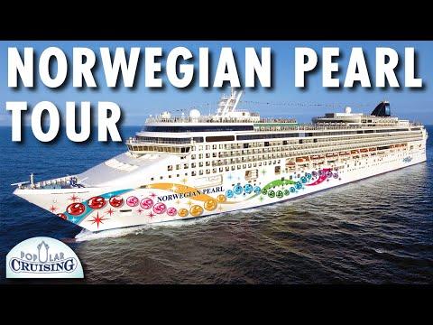 Norwegian Pearl Tour ~ Norwegian Cruise Line ~ Cruise Ship Tour