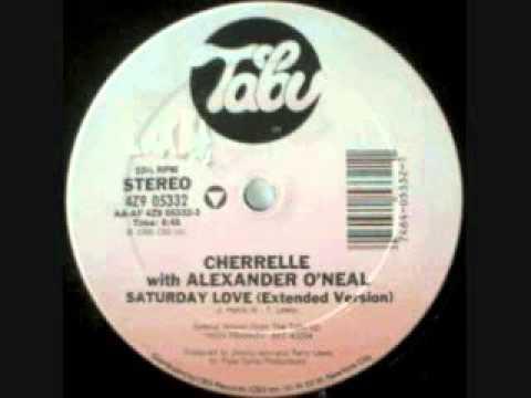 CHERRELLE  SATURDAY LOVE