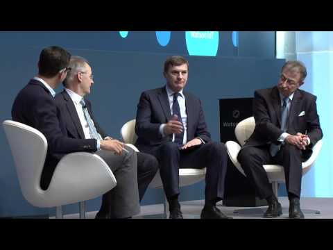 Genius of Things: Panel Discussion IoT & Industrie 4.0: A Single Digital Market in the EU