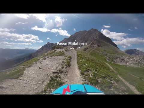 Enduro Wandern Westalpen