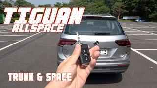 폭스바겐 티구안 올스페이스 트렁크 & 스페이스(Volkswagen Tiguan All space Trunk & Space)