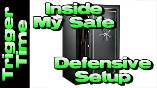 Trigger Time - Inside My Gun Safe (Defensive Setup)