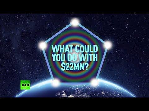 Pentagon sank $22mn into a secret...