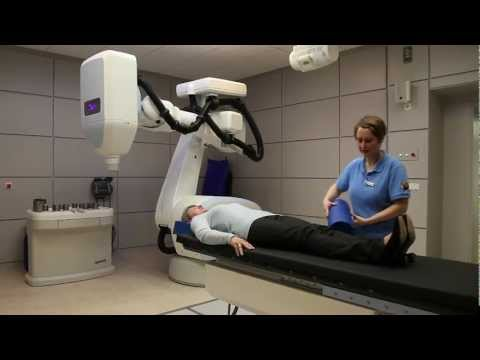 CyberKnife Center Hamburg Patient video english version