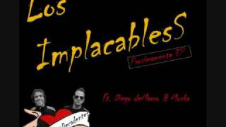 Los ImplacablesS ft. Diego deMarco & Moska LAD - Hacia el mar