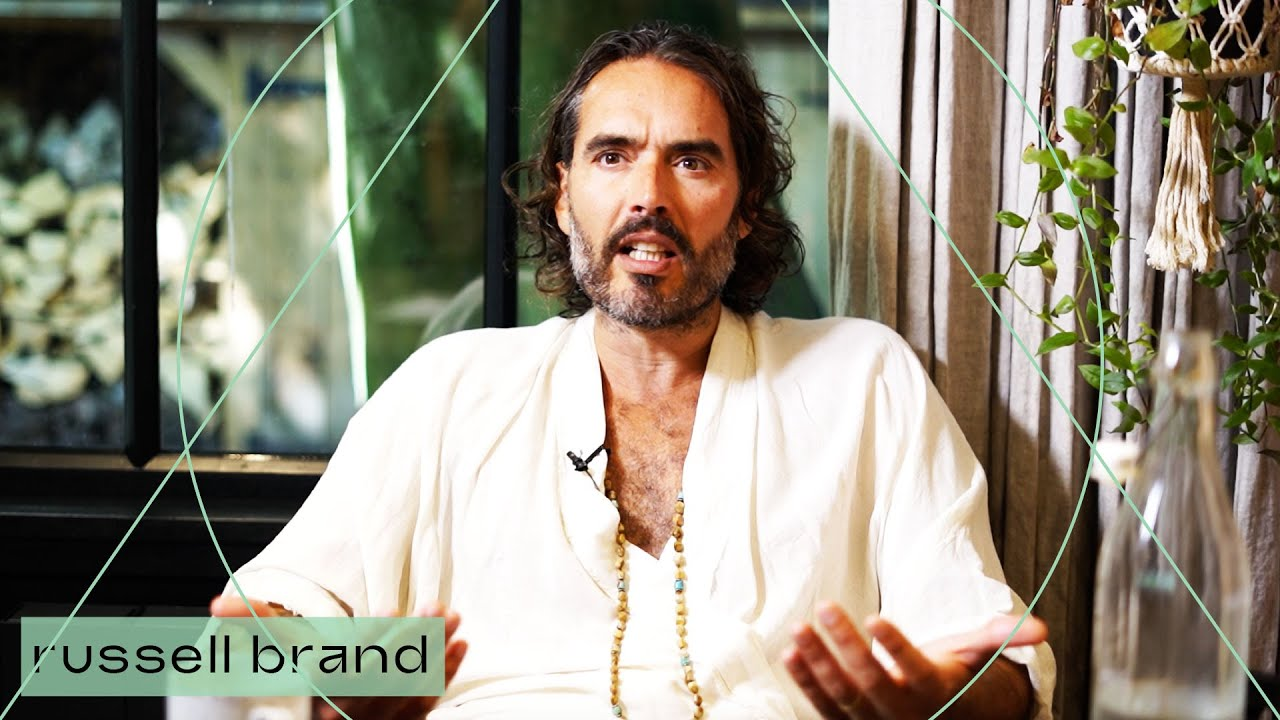 Why You Got Ghosted... | Russell Brand