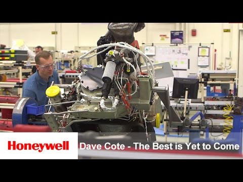 Honeywell Dave Cote - The Best is Yet to Come | About Honeywell