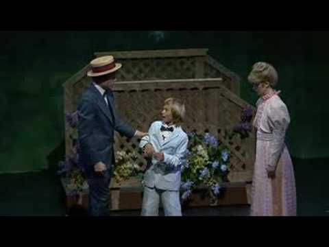 Chase Scene and Winthrop Scene- The Music Man MTAOC