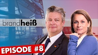 Brandheiß #8 - Klima & Kinderrechte, CO2 & Nord Stream 2, EEG & Hisbollah im Bundestag