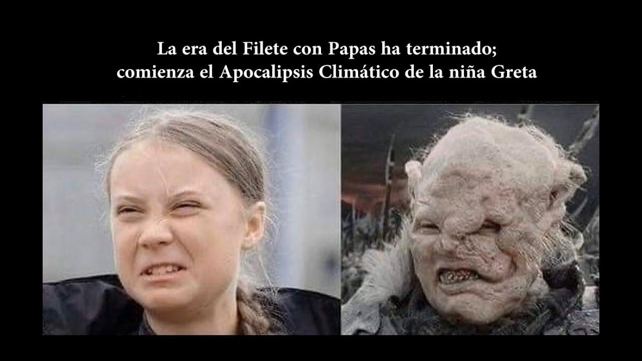 La Iglesia Climática de los Últimos Días de Santa Greta.