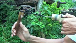 Amazing Slingshot Arrow