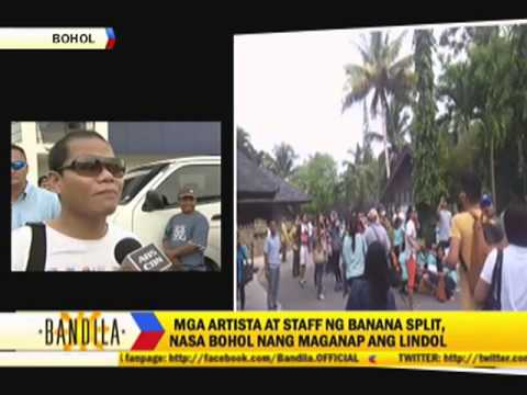 Some Bohol areas still isolated after quake