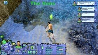 The Sims Naufragos - Ep.1 O Sobrevivente