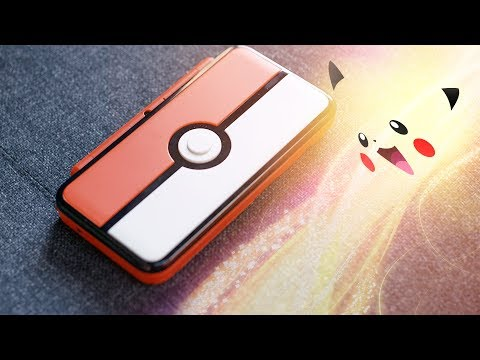 Pokemon New 2DS XL Unboxing!
