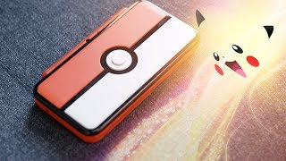 New Pokemon 2DS XL Edition Unboxing!