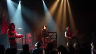 KMFDM - Megalomaniac/A Drug Against War (live @Helling, Utrecht) FZ200 sound test