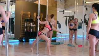 Anastasia Sokolova Pole Dance Show & Special Workshops @ Pole Dance Institute Wrocław