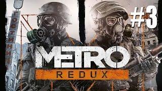 Metro 2033 Redux Walkthrough Fr Pc 1080p60fps: Chapitre 3 Khan