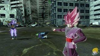 Dragon Ball Xenoverse 2: Captain Ginyu Body Change With Goku Black Story (Extra Pack 2 DLC)