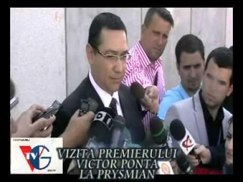 PRYSMIAN SLATINA A INAUGURAT O  SECTIE DE FIBRA OPTICA