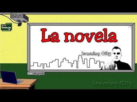 La novela: origen, características y subgéneros