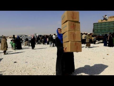 تنظيم -الدولة الإسلامية- يستعيد السيطرة التامة على البوكمال شرق سوريا  - 21:22-2017 / 11 / 12