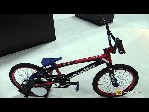 2017 Haro Citizen BMX Bike - Walkaround - 2016 Interbike Las Vegas