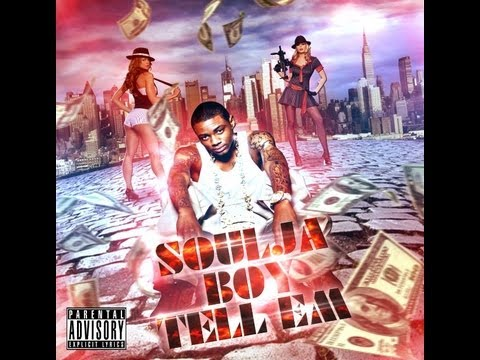 Download making a mixtape cover in photoshop cs6 ''SouljaBoy''