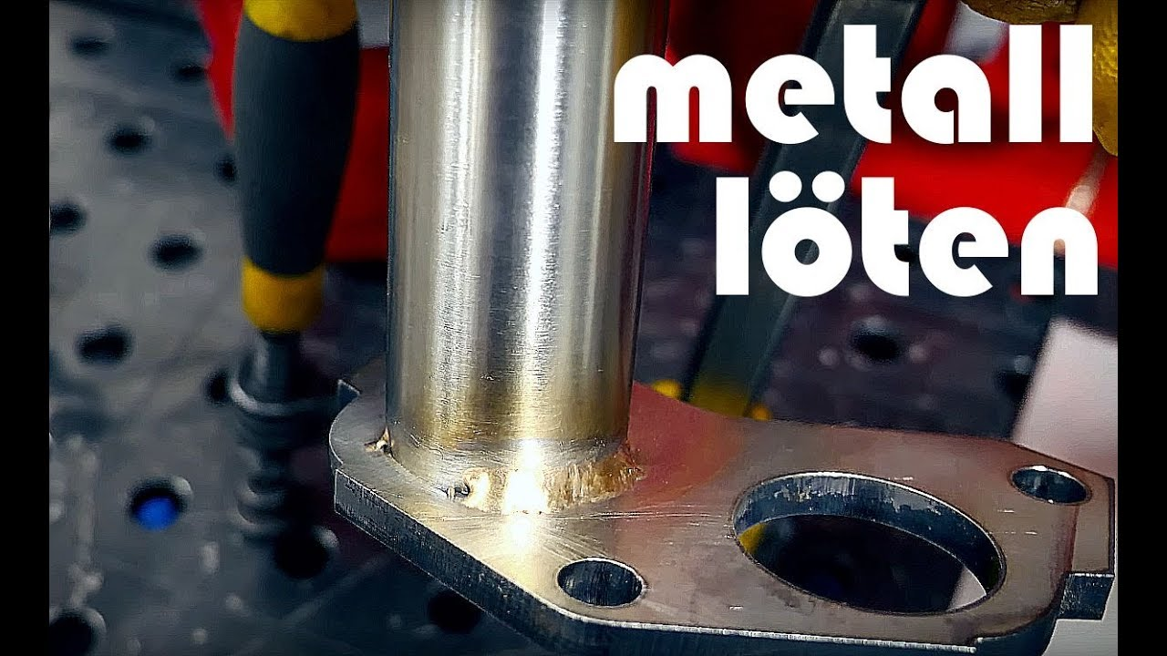 Fabulous Metall WIG löten, wie geht das? | Tutorial für Anfänger - YouTube IB36