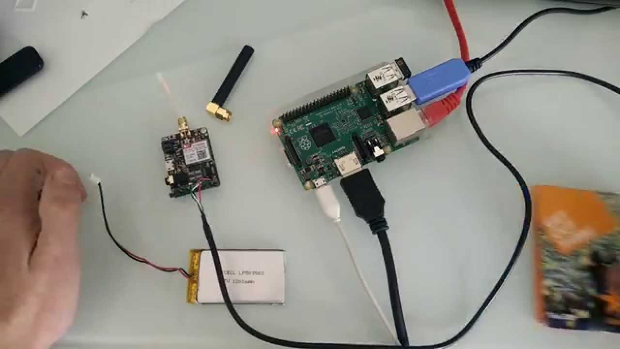 Setting up Adafruit FONA on a Raspberry Pi