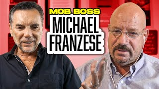 Michael Franzese Podcast Interview with Larry Lawton - from Mafia to Prison to Redemption  | 170  |
