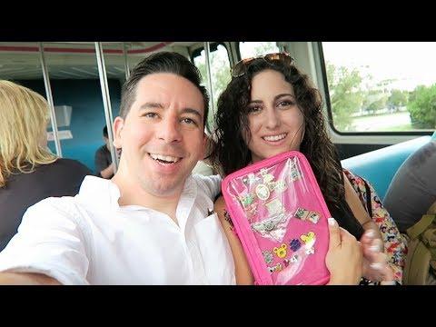 DISNEY PIN TRADING at Magic Kingdom Resorts! | Disney Vlog 2017