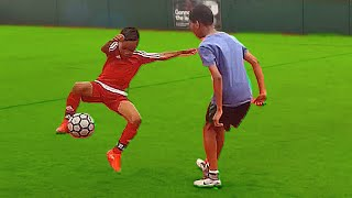 7 Year Old Kid Shows How To Destroy a Defender - Skills for Kids thumbnail