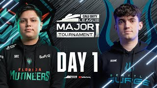 Call Of Duty League 2021 Season | Stage I Major | Day 1