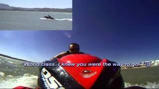 Fast Turbo Jet Ski 400HP Seadoo RXP - Ricky T Trevizo